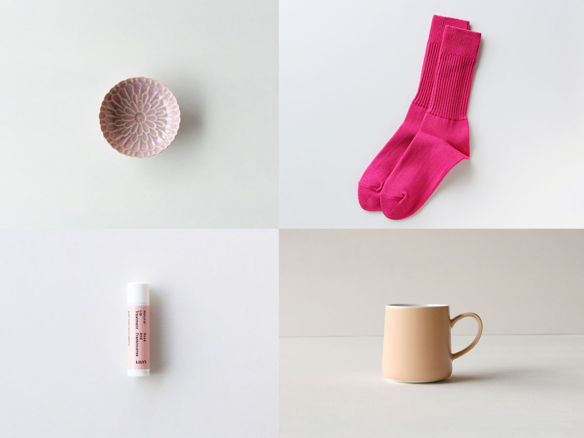 SPECIALTHANKSのピンク色のアイテム