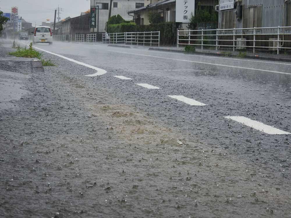 有田町 大雨
